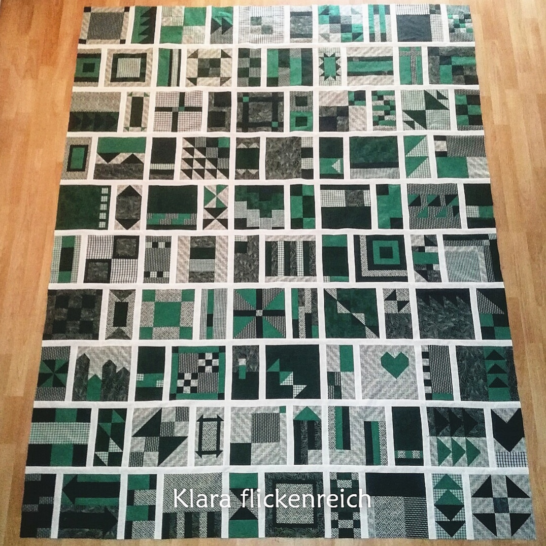 Kinship 2019 grün-weiß